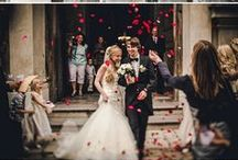 Grand Exits / Grand Exit Ideas and Inspiration for Weddings