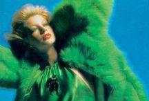 Emerald on Moss