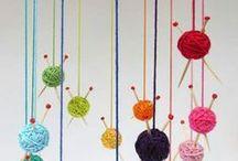 Stricken / Ideen, Inspirationen über Stricken und Wolle