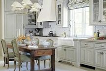 Kitchen Design Ideas / If you want to redecorate your kitchen like a designer but don't know where to start, here are some ideas that might give the help you need.
