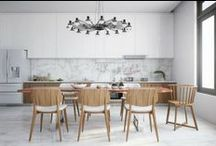Industrial Style Home Design Ideas / Industrial revolution - a strong design movement that is here to stay. If you are an industrial style lover, take a look at the next ideas to turn your home into a 19th century factory or barn full with style and design.