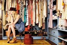 Top 10 Closet Design Ideas / Every girl wants the perfect closet. But having everything stored on the right place is not always easy; So take a look at this top 10 ideas every girl needs to try in their closet and get inspired!