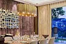How to decorate with luxury ceiling lights / So here I selected some ideas to decorate a room with luxury ceiling lights. Take a look at the pictures and get inspired!