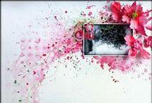 Scrap - LO - Pink