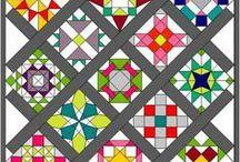 Patchwork - Diseños quilt