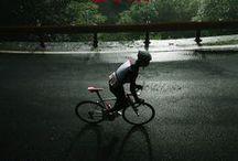 pyöräily / se jonka kanssa meillä menee jutut aina yhteen :) sama henkisyys, eri mieltä..