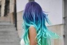 Fryzury / Włosy