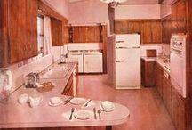 RETRO HOME DECOR / Home decor from the 50s/60s