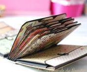 Scrap - Albumes y libretas tutoriales