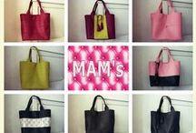 MAM's / Création et confection de sacs