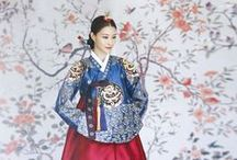 Fashion - Hanbok, traditional Korean dress