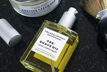 Botanical Men's Skin Care / A masterful blend of pure precious botanicals and oils to meet specific needs for your skin providing light moisture, balance, smoothness, and superior nourishment.