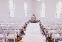 Wedding Ceremony / Beautiful ceremonies at Mercury Hall.