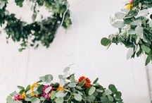 Wedding Blooms / Flowers, flowers, and more flowers