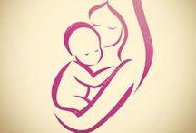 Motherhood Engraving