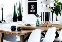 Natural Home & Living / Natürlich Wohnen - Wohnungsideen aus Naturmaterial wie Holz, Stein und Pflanzen