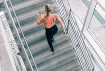 HEALTH & FITNESS / Get Fit! Workouts, health inspiration, fitness