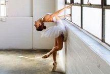 Graceful Ballerinas / For my love of gracious dancing.