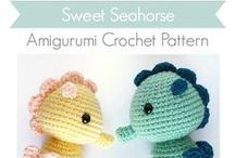 Ami Amore Amigurumi Patterns / I love designing amigurumi and this is where I'll post each one as they arrive! Enjoy!