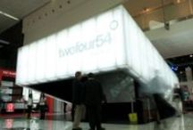 Trade Shows and Retail Fixtures | Bonded Series | Panelite Translucent Honeycomb Panels