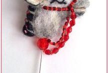 MY WORK. Other Funny brooches and jewelery