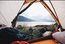 Aventura // Camping / by cromatiu