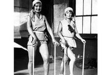 Throwback Thursday / Fun fitness fads from times gone by - Do you remember...? #ThrowbackThursday