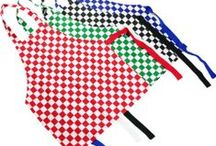Kids Cooking Aprons / kids cooking aprons in various styles, all colours available