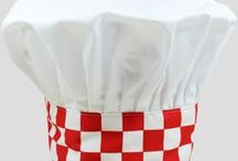 Kids Chef Hats / Kids chef hats for kitchen hygiene, all sizes and colours available!
