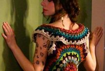 Hooked on Crocheting / Crocheting patterns, ideas and beautiful color combinations.