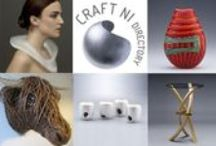 New on the Craft NI Directory / Visit Craft NI's Directory and browse NI-based designer-makers and a variety of unique craft pieces from jewellery and tableware to sculptural pieces for the home. Craft NI accepts applications from NI-based designer-makers/craft businesses to join the directory on an ongoing basis.