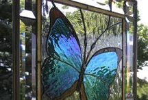 Stained glass I like / by Janell Flores