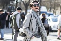 grey is the new pink / 50 shades of grey stepping out of the closet