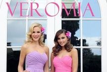 Veromia Bridesmaids / Beautiful bridesmaids gowns from one of the UK's leading dress manufacturers...