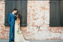 Weddings / Take a look at these gorgeous weddings that were held at the Carondelet House