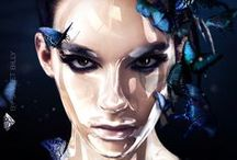 My arts / Digital arts Tokio Hotel
