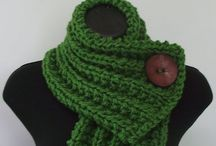 Crafts ,crochet,scarfs