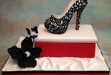 Cakes shoes