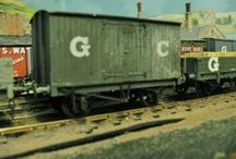 Railway Stuff / 7mm scale modelling, Great Central and other lines.