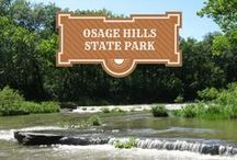 Outdoor Recreation in Osage County