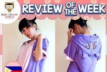 Kigu Kawaii Review of the Week