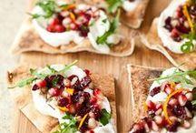 Vegetarian Sandwiches, Wraps & Toasts
