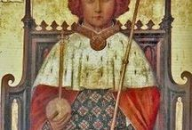 The Court of Richard II / England had more than one King Richard you know!