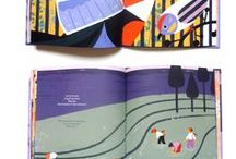 Books & Editorial Layouts