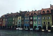 Polonia: atracciones para explorar / Alguno de los lugares que tuve la oportunidad de visitar en Polonia.
