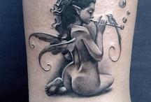 Body Art / Tattoos, piercings, body painting / by Anne Pollitt