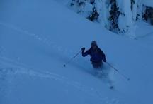 Winter Play in Plumas County