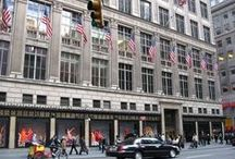 I LOVE FIFTH Department Stores / Department Stores on Fifth Avenue, New York