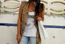 = MODE STYLE  = / MODE STYLE GLAM URBAN CHIC outfit OOTD  clothe clothing girl women Beauty Beauties Hair make up