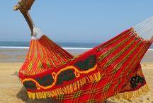 Hamac de luxe / Modèles uniques en provenance de Colombie, du Brésil, du Nicaragua et du Vénézuela vendus chez www.tropical-hamac.com